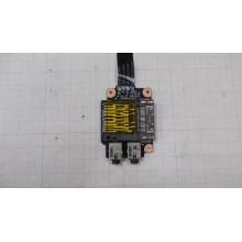 Аудио разъем  для ноутбука Lenovo G570
