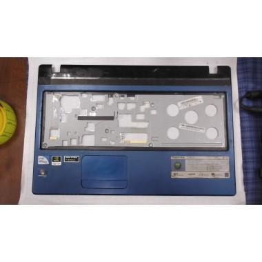Верхняя часть корпуса с тачпадом для ноутбука Acer Aspire 5750ZG