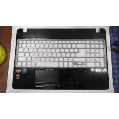 Верхняя часть корпуса с тачпадом для ноутбука Packard Bell Q5WS1