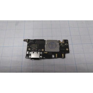 Нижняя плата Xiaomi MI5C разъем зарядки/микрофон