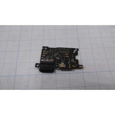 Нижняя плата Xiaomi MI6 разъем зарядки/микрофон