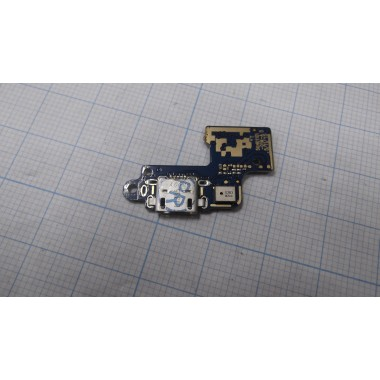 Нижняя плата HTC Desire 526 разъем зарядки/микрофон