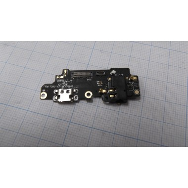 Нижняя плата Meizu M5 Note  разъем зарядки/микрофон/гарнитура