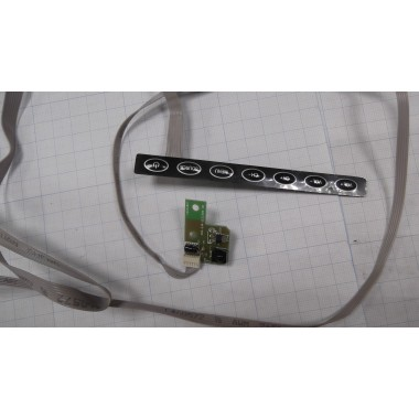 Кнопки боковой панели CX-DLED-4017-KEY VER1.0