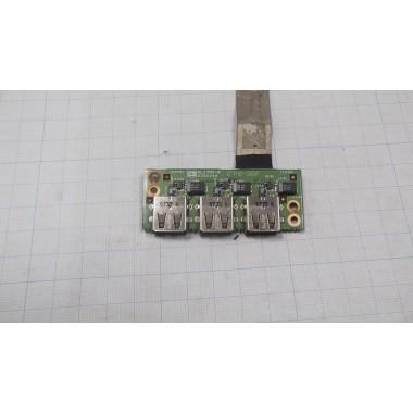 USB-разъем для ноутбука Fujitsu Siemens V5515