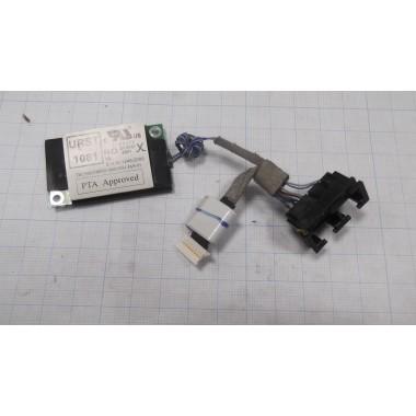 LAN-разъем для ноутбука Toshiba Satellite 2805-S503