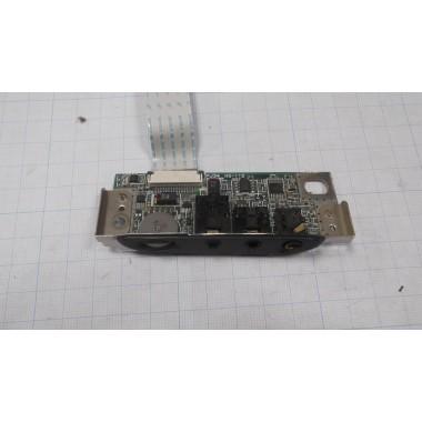 Аудио разъем для ноутбука Toshiba Satellite 2805-S503