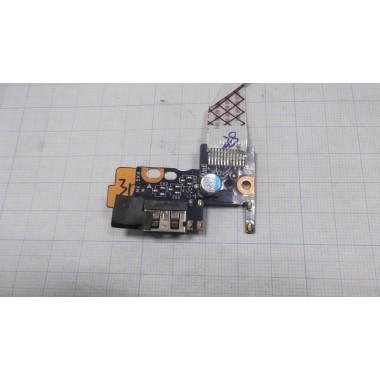 USB-разъем для ноутбука Samsung 355V