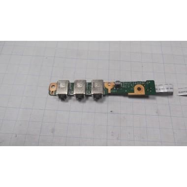 Аудио разъем для ноутбука HP Pavilion dv6 1299er