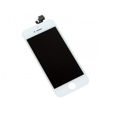 Дисплей (LCD) Apple iPhone 6G (модуль) FULL COMPLETE + TOUCH SCREEN white (белый)
