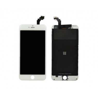 Дисплей (LCD) Apple iPhone 6S (модуль) FULL COMPLETE + TOUCH SCREEN white (белый)