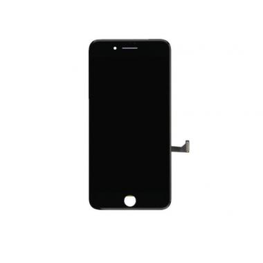 Дисплей (LCD) Apple iPhone 7G (модуль) FULL COMPLETE + TOUCH SCREEN black (чёрный)