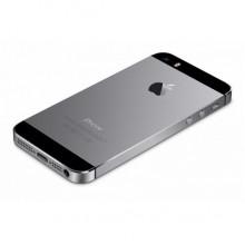 Задняя крышка - корпус Space Gray Apple iPhone 5S (A1530)
