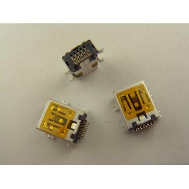 Гнездо mini USB 10pin