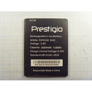 Аккумулятор Prestigio Grace Z5