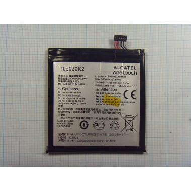 Аккумулятор для смартфона Alcatel One Touch Idol 3 (6039)