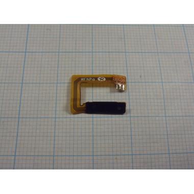 Кнопка включения со шлейфом для смартфона Philips S388