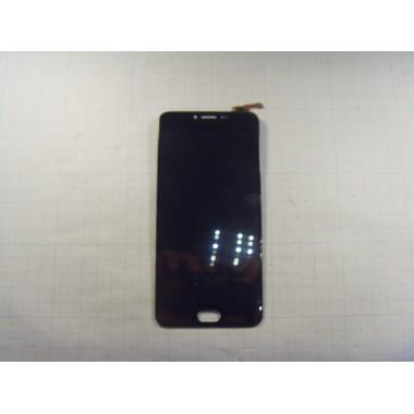 Дисплей Meizu M3 Note (L681) модуль чёрный