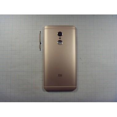 Задняя крышка Xiaomi Redmi Note 4 золотая