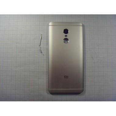Задняя крышка Xiaomi Redmi Note 4 серебро