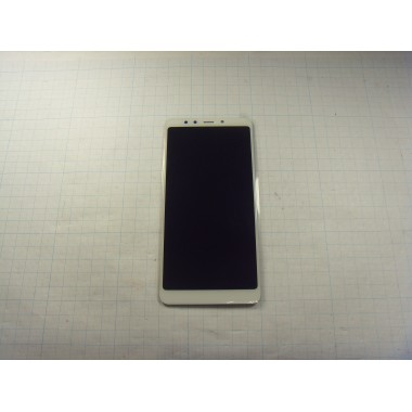 Дисплей Xiaomi Redmi 5 модуль белый