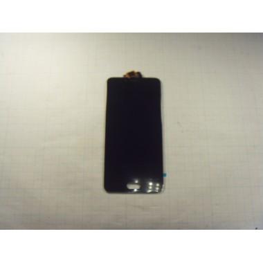 Дисплей Meizu M5s модуль чёрный