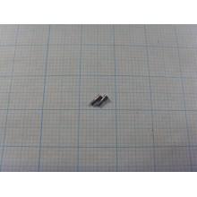 Комплект внешних винтов для IPhone 5/5S/SE (2 шт.) серебро