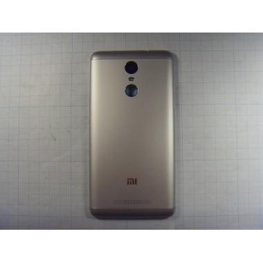 Задняя крышка Xiaomi Redmi Note 3 белая
