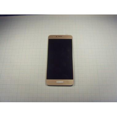 Дисплей Huawei Honor 8 золотой