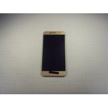Дисплей Huawei Honor 4C Pro модуль золотой