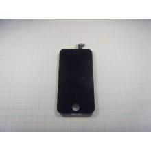 Дисплей Iphone 4S модуль чёрный