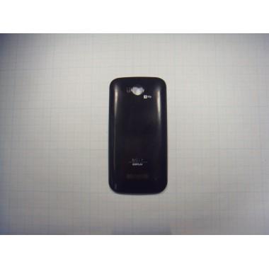 Задняя крышка для смартфона Explay Golf  чёрная