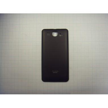 Задняя крышка для смартфона Explay Pulsar чёрная