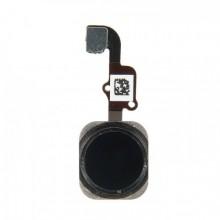 Кнопка 821-2441 HOME Touch ID в сборе iPhone 6 / 6 Plus, черный