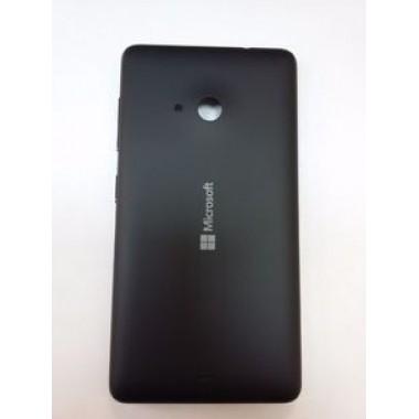 Задняя крышка Nokia 535 (чёрная)