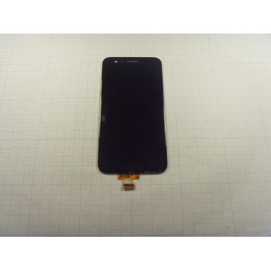 Дисплей LG K10 модуль чёрный