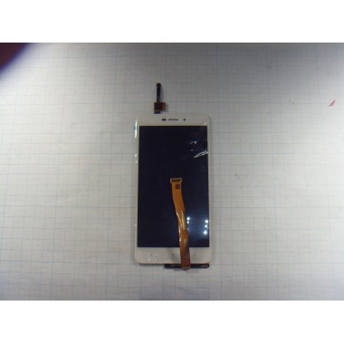 Дисплей Xiaomi Redmi 4A модуль белый