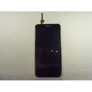 Дисплей Xiaomi Redmi 4X модуль black