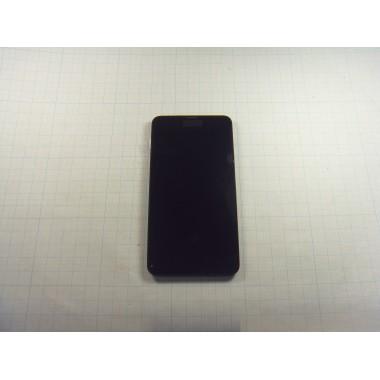 Дисплей Nokia 630 модуль black