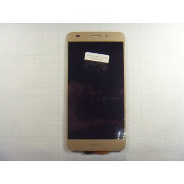 Дисплей Huawei Honor 5C модуль золотой