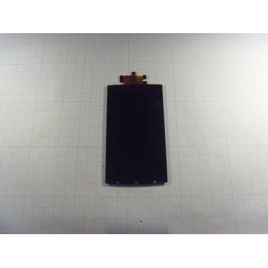 Дисплей Sony Ericsson LT15i/LT18i/ X12 модуль чёрный