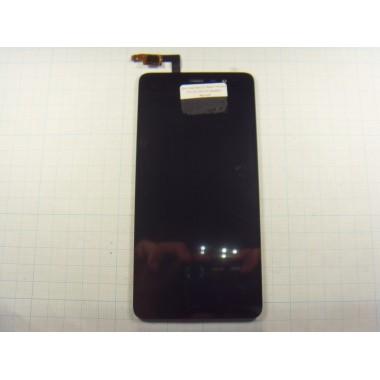Дисплей Xiaomi Redmi Note 3 Pro SE 152mm модуль чёрный