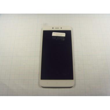 Дисплей Xiaomi Redmi 5A модуль белый