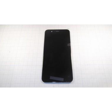 Дисплей Huawei Honor Nova 2 модуль чёрный