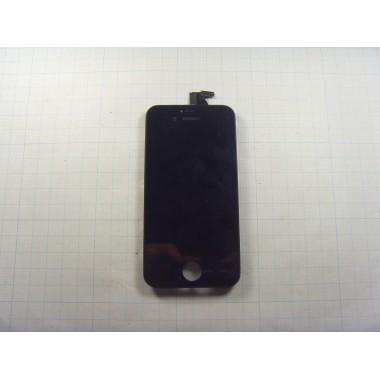 Дисплей Iphone 4 модуль чёрный
