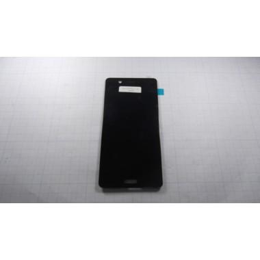 Дисплей Nokia 5 модуль чёрный