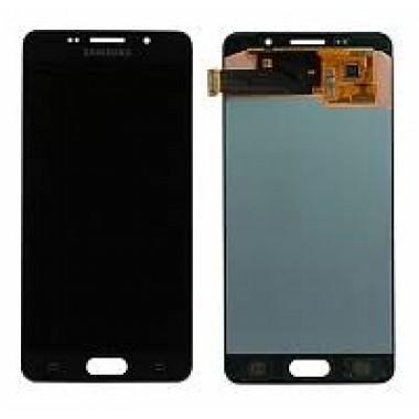 Дисплей Samsung A510F (Galaxy A5 2016) с тачскрином Черный ОРИГИНАЛ