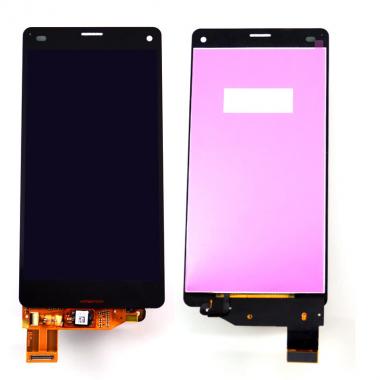 Дисплей Sony Z3 Compact модуль чёрный COPY